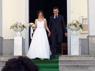 Le nozze di Laura e Bruno