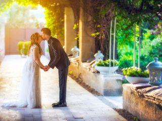 Le nozze di Serena e Nino
