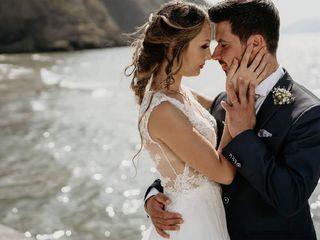 Le nozze di Giusy e Ignazio