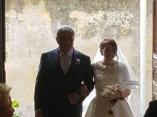 Le nozze di Andrea Angela e Fabio 1
