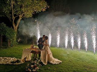 Le nozze di Andrea Angela e Fabio