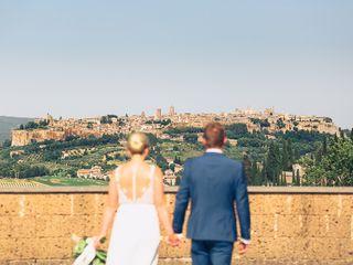 Le nozze di Michael e Janina