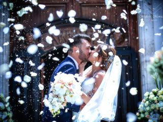 Le nozze di Vincenzo e Maria Giovanna