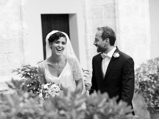 le nozze di Cecilia e Ciro