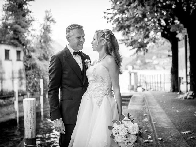 le nozze di Sophie e Koen