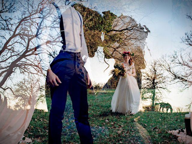 Il matrimonio di Serafino e Raffaella a Roma, Roma 1