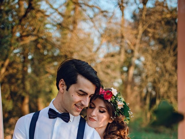 Il matrimonio di Serafino e Raffaella a Roma, Roma 15