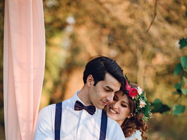 Il matrimonio di Serafino e Raffaella a Roma, Roma 16