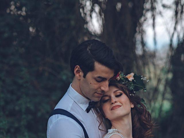 Il matrimonio di Serafino e Raffaella a Roma, Roma 47