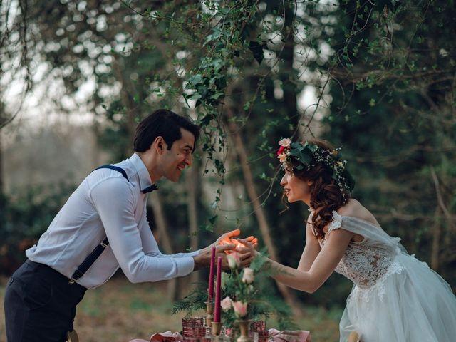 Le nozze di Raffaella e Serafino