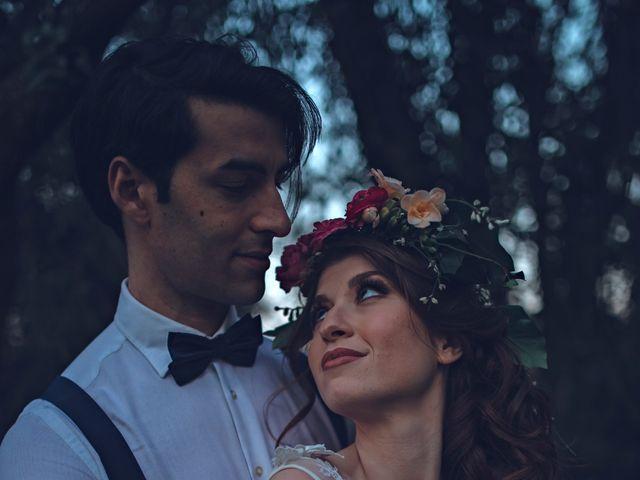 Il matrimonio di Serafino e Raffaella a Roma, Roma 49