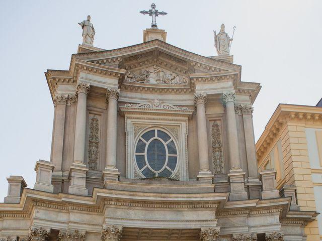 Il matrimonio di Oscar e Elisa a Torino, Torino 9