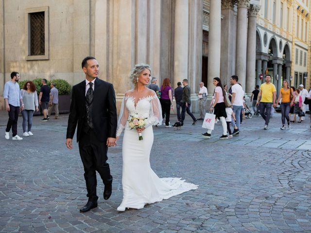 Il matrimonio di Oscar e Elisa a Torino, Torino 16