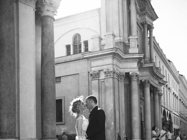 Il matrimonio di Oscar e Elisa a Torino, Torino 17