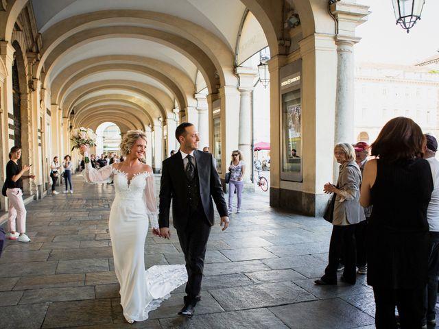 Il matrimonio di Oscar e Elisa a Torino, Torino 20