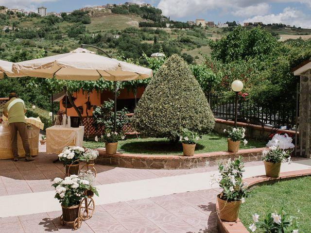 Il matrimonio di Emanuele e Antonella a Matera, Matera 3