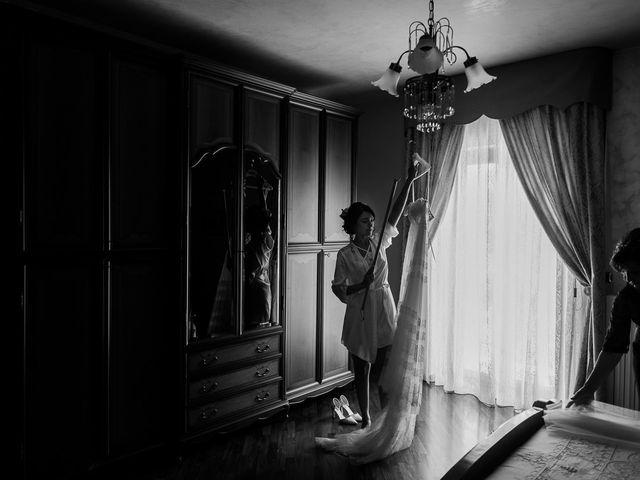 Il matrimonio di Emanuele e Antonella a Matera, Matera 9