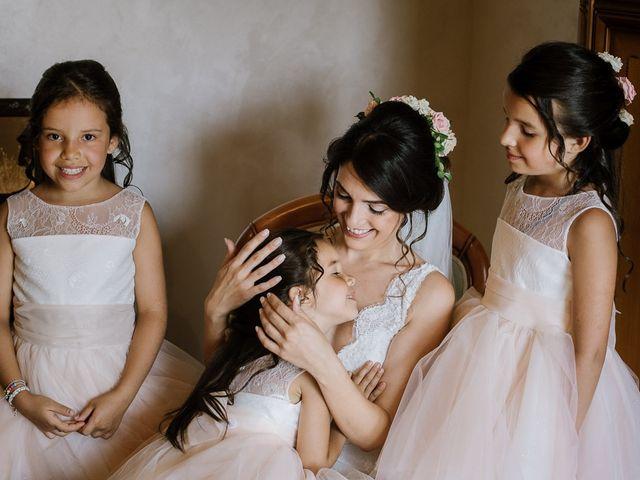 Il matrimonio di Emanuele e Antonella a Matera, Matera 13