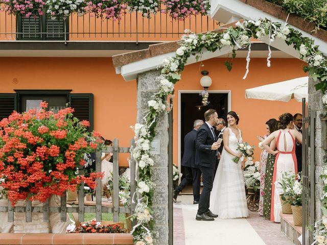 Il matrimonio di Emanuele e Antonella a Matera, Matera 17