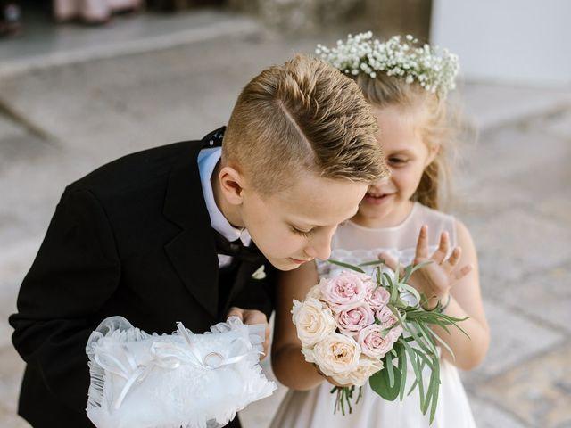 Il matrimonio di Emanuele e Antonella a Matera, Matera 21