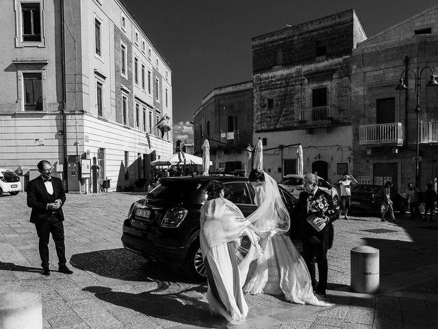 Il matrimonio di Emanuele e Antonella a Matera, Matera 25