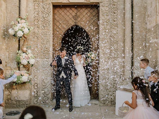 Il matrimonio di Emanuele e Antonella a Matera, Matera 31
