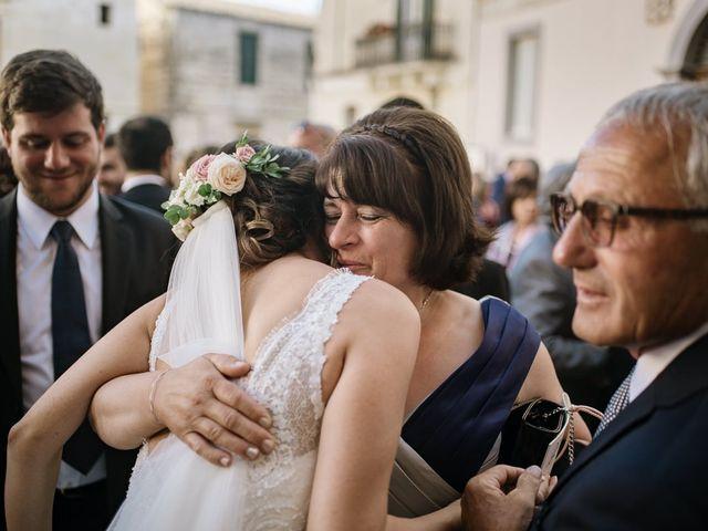 Il matrimonio di Emanuele e Antonella a Matera, Matera 34