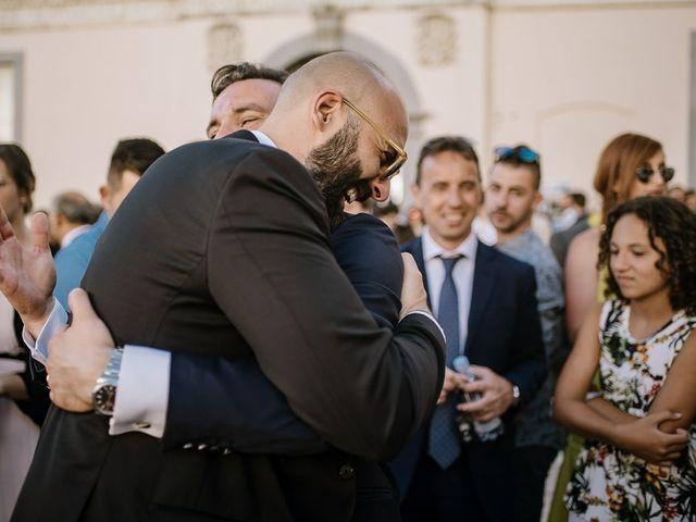 Il matrimonio di Emanuele e Antonella a Matera, Matera 35
