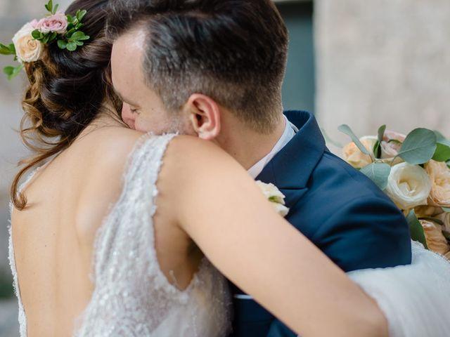 Il matrimonio di Emanuele e Antonella a Matera, Matera 33