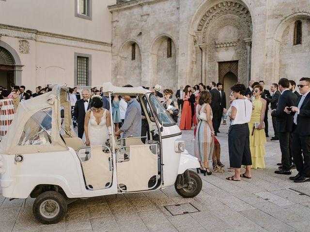 Il matrimonio di Emanuele e Antonella a Matera, Matera 36