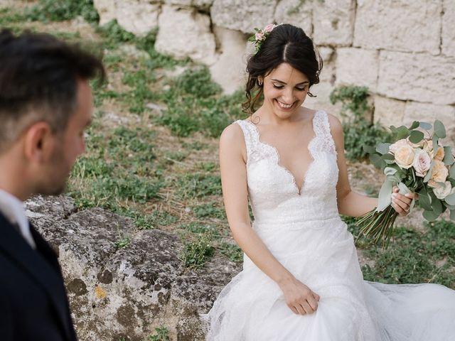 Il matrimonio di Emanuele e Antonella a Matera, Matera 38