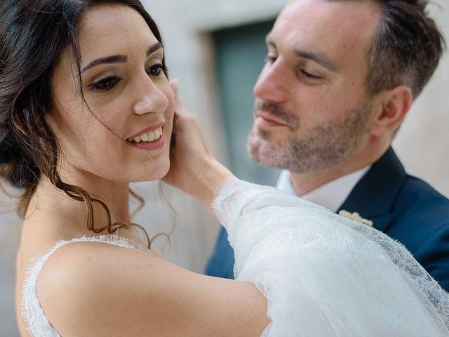 Il matrimonio di Emanuele e Antonella a Matera, Matera 41