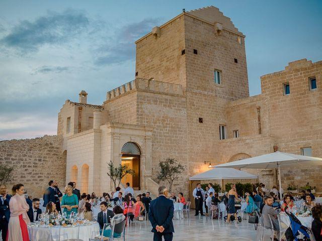 Il matrimonio di Emanuele e Antonella a Matera, Matera 49