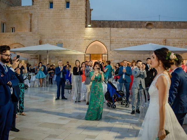 Il matrimonio di Emanuele e Antonella a Matera, Matera 51