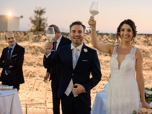 Il matrimonio di Emanuele e Antonella a Matera, Matera 52