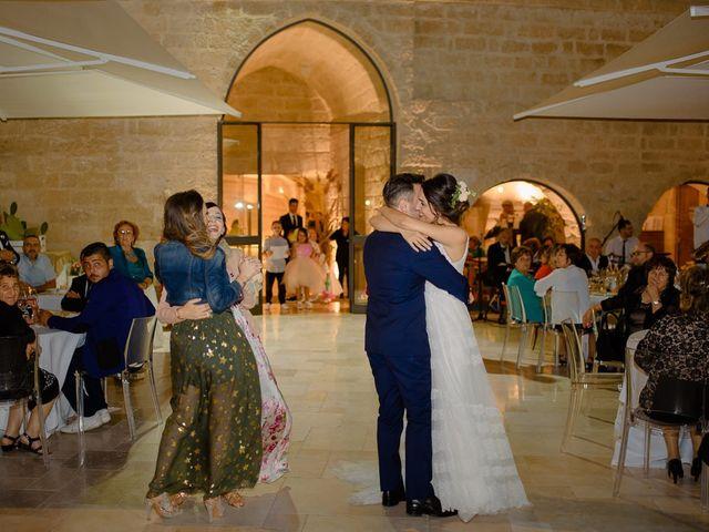 Il matrimonio di Emanuele e Antonella a Matera, Matera 55
