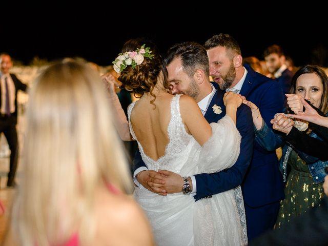Il matrimonio di Emanuele e Antonella a Matera, Matera 56