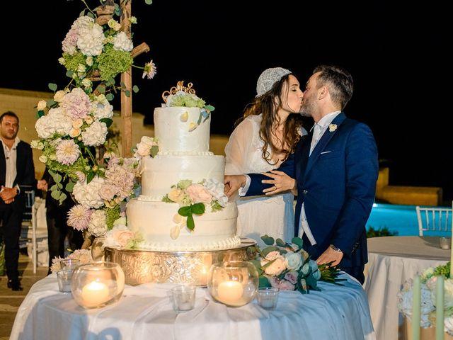 Il matrimonio di Emanuele e Antonella a Matera, Matera 58