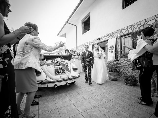 Il matrimonio di Giusy e Simone a Lattarico, Cosenza 1