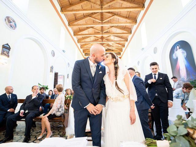 Il matrimonio di Giusy e Simone a Lattarico, Cosenza 4