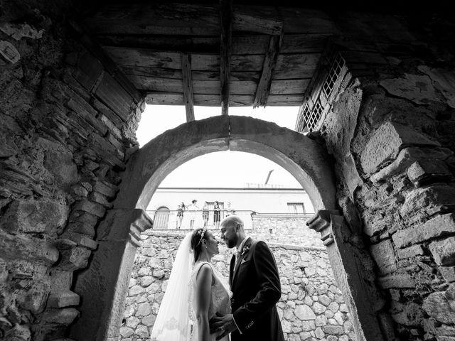 Il matrimonio di Giusy e Simone a Lattarico, Cosenza 7