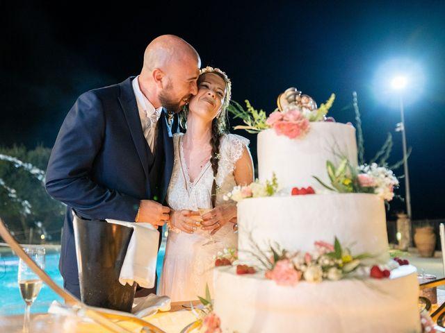 Il matrimonio di Giusy e Simone a Lattarico, Cosenza 11