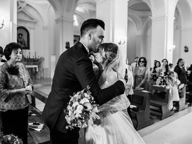 Il matrimonio di Antonio e Concetta a San Mauro Forte, Matera 10