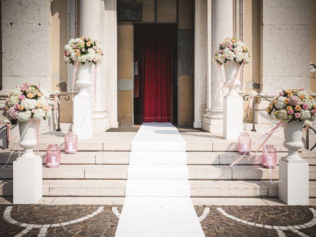 Il matrimonio di Leonardo  e Ilaria a Albaredo d'Adige, Verona 8