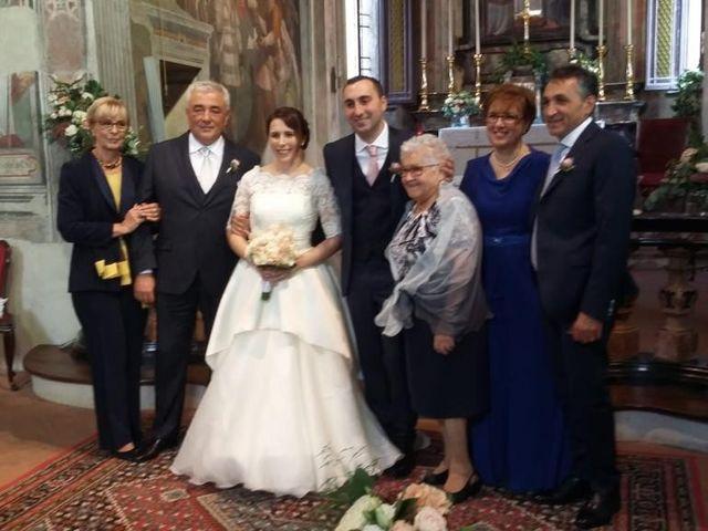 Il matrimonio di Fabio e Andrea Angela a Caronno Pertusella, Varese 1