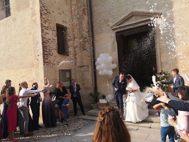 Il matrimonio di Fabio e Andrea Angela a Caronno Pertusella, Varese 5