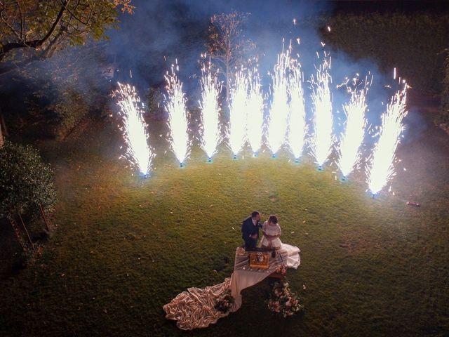 Il matrimonio di Fabio e Andrea Angela a Caronno Pertusella, Varese 2