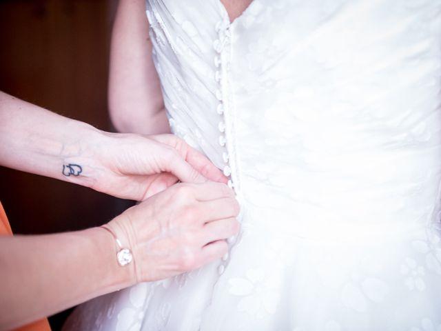 Il matrimonio di Daniele e Louise a Amelia, Terni 15