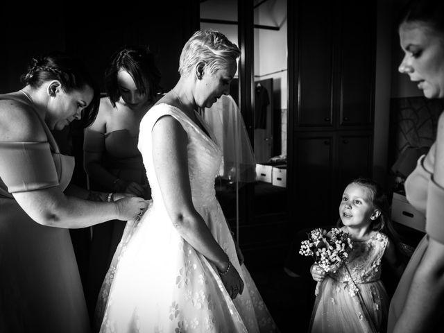 Il matrimonio di Daniele e Louise a Amelia, Terni 17
