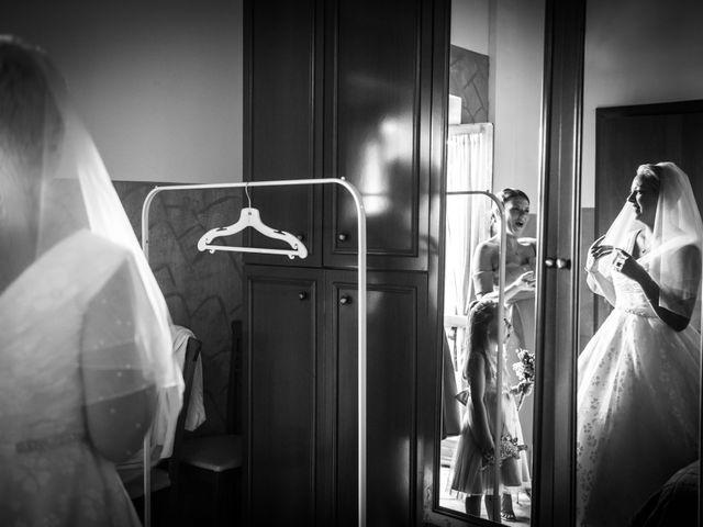 Il matrimonio di Daniele e Louise a Amelia, Terni 18